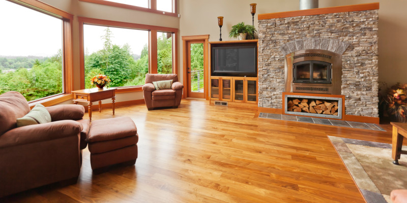 Wood Floor Refinishing in Raleigh, North Carolina