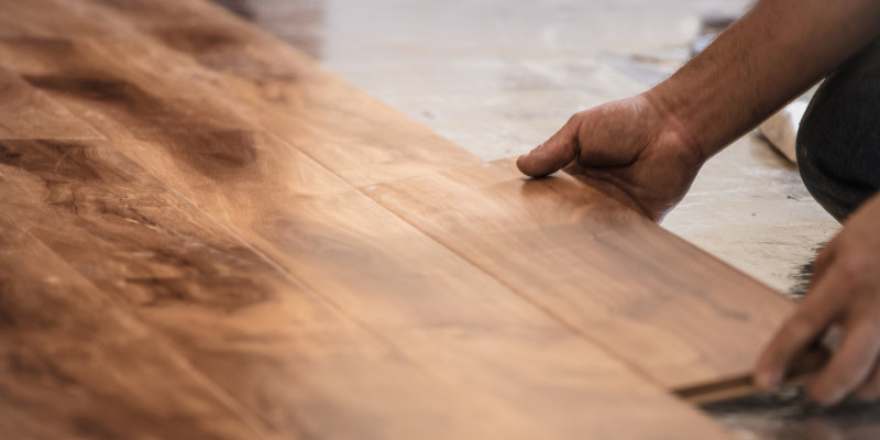 Flooring Contractor in Apex, North Carolina