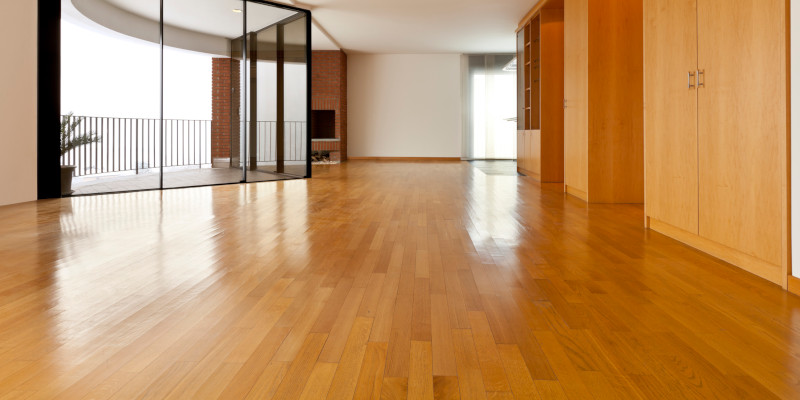 Hardwood Flooring in Cary, North Carolina