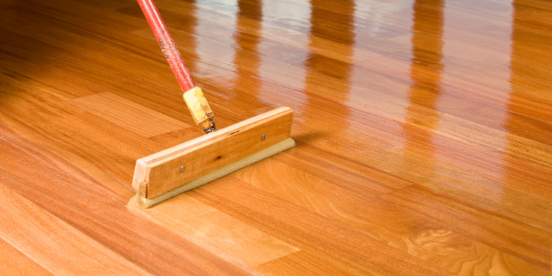 Floor Refinishing Contractor in Raleigh, North Carolina